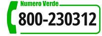 Numero verde 800230312