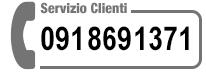 Servizio clienti 0918691371
